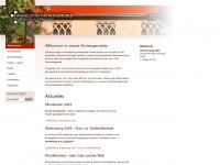 kirche-neufinkenkrug.de Webseite Vorschau