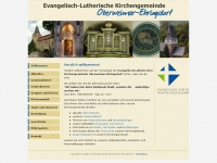 kirche-oberweimar.de Webseite Vorschau