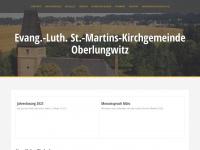 kirche-oberlungwitz.de Webseite Vorschau