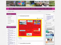 kirche-ohsen.de Webseite Vorschau