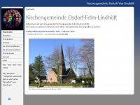 kirche-osdorf.de Webseite Vorschau