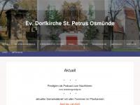 kirche-osmuende.de Webseite Vorschau