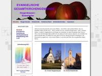 kirche-sickenhofen.de Webseite Vorschau