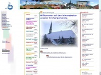 kirche-tellingstedt.de Webseite Vorschau