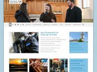 kirche-thalwil.ch Webseite Vorschau