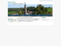 kirche-tt.ch Webseite Vorschau
