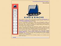 kirche-und-kino.de Webseite Vorschau