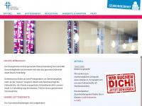 kirche-uep.de Webseite Vorschau