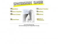 kirche-trasching.de Webseite Vorschau