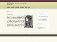 kirche-undeloh.de Webseite Vorschau