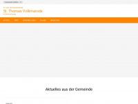 kirche-volkmarode.de Webseite Vorschau