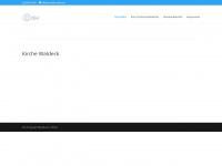 kirche-waldeck.de Webseite Vorschau