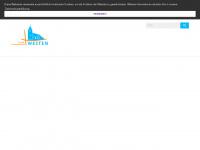 kirche-westen.de Webseite Vorschau