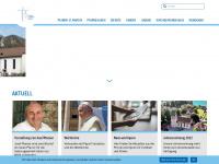 kirche-weesen.ch Webseite Vorschau