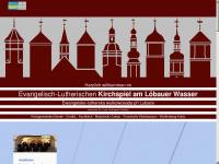 kirche-weissenberg.de Webseite Vorschau