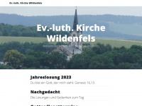 kirche-wildenfels.de Webseite Vorschau