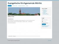 kirche-woerlitz.de Webseite Vorschau