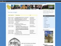 kirche-wittenburg.de Webseite Vorschau