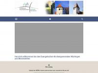 kirche-wuertingen-bleichstetten.de Webseite Vorschau