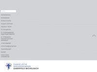 kirche-zaberfeld.de Webseite Vorschau
