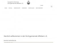 kircheaffoltern.ch Webseite Vorschau
