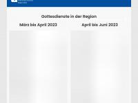 kirche-zeitz.de Webseite Vorschau