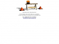kirchegoesgospel.de Webseite Vorschau