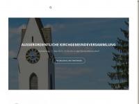 kirchemoenchaltorf.ch Webseite Vorschau