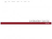 kirchen-chor.ch Webseite Vorschau
