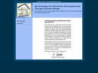 kirchen-hoeri.de Webseite Vorschau