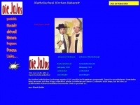 kirchen-kabarett.de Webseite Vorschau