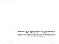 kirchenarchive.at Webseite Vorschau
