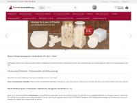 kirchenausstattung.at Webseite Vorschau