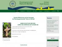 kirchen-werneck.de Webseite Vorschau
