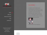 kirchenbauer-it.de Webseite Vorschau
