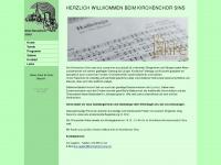kirchenchor-sins.ch Thumbnail