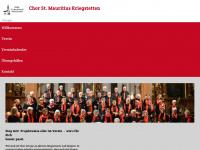 kirchenchorkriegstetten.ch Thumbnail