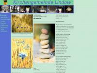 kirchengemeinde-lindow.de Webseite Vorschau