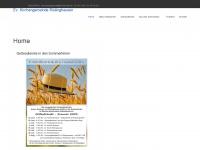 kirchengemeinde-ruedinghausen.de Webseite Vorschau