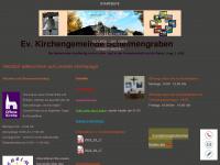 kirchengemeinde-schelmengraben.de Webseite Vorschau