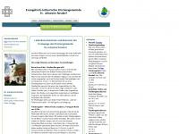kirchengemeinde-rosdorf.de Webseite Vorschau
