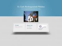 kirchengemeinde-wehdem.de Webseite Vorschau