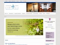 kirchengemeinde-untermuenkheim.de Webseite Vorschau