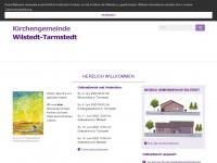 kirchengemeinde-wilstedt.de Webseite Vorschau