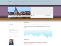 kirchengemeinde-wolfershausen-brunslar-deute.de Webseite Vorschau
