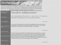 kirchenpauer.de Webseite Vorschau