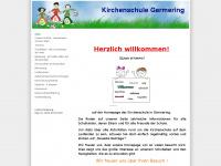 kirchenschule-germering.de Webseite Vorschau