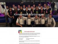 kirmes-martinhagen.de Webseite Vorschau