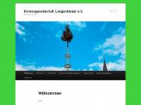 kirmes-langenbieber.de Webseite Vorschau
