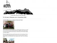 kirmes-weyhers.de Webseite Vorschau